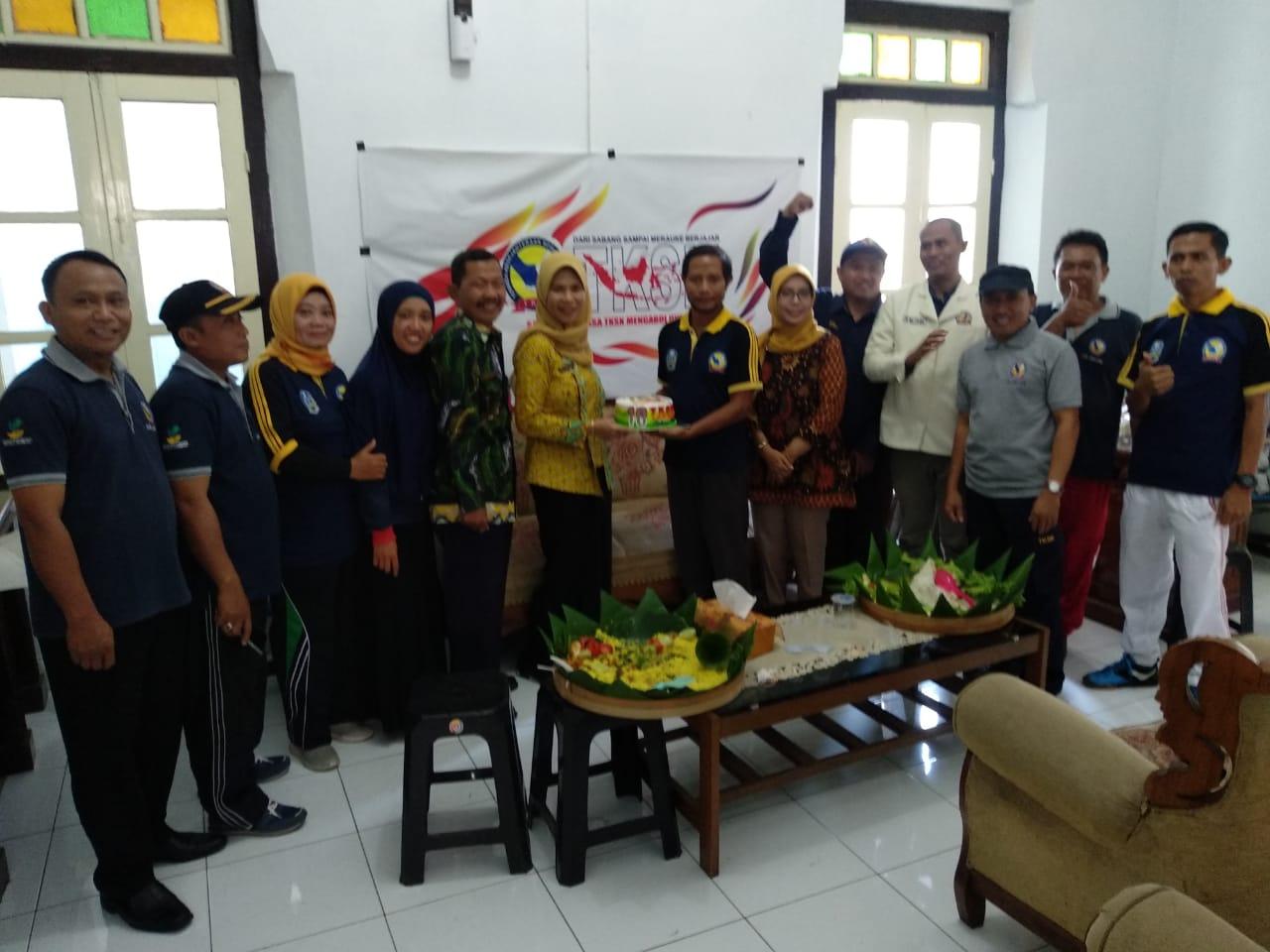 Satu Dasawarsa Tenaga Kesejahteraan Sosial Kecamatan (TKSK)
