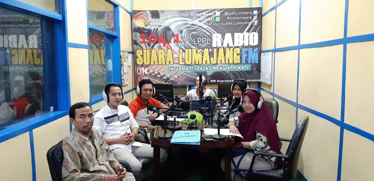 LPPL Radio swara lumajang